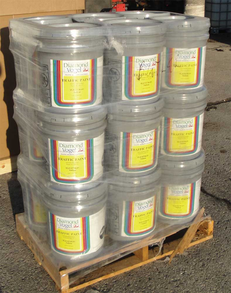 Sherwin Industries Traffic Marking Paint